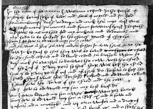 1577 will of William Copard ESROw157738 compressed and cropped